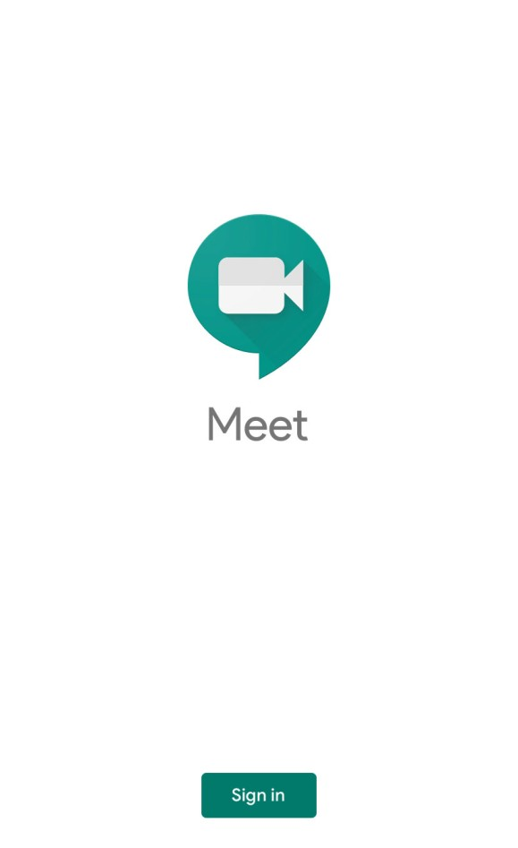 How to create a meeting in Google Meet