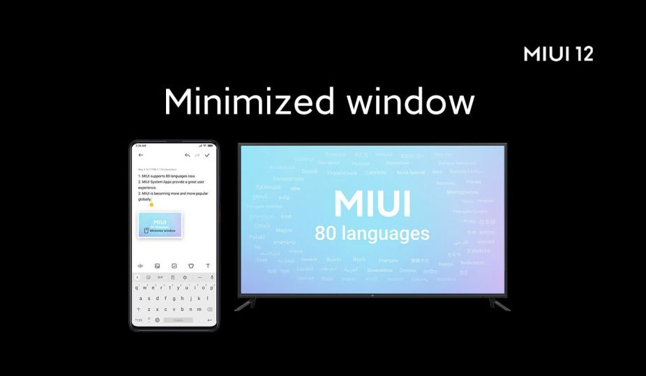 MIUI 12 Launched : Features and List Of Supported Devices